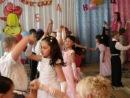 танец Вальс на выпускном в детском саду