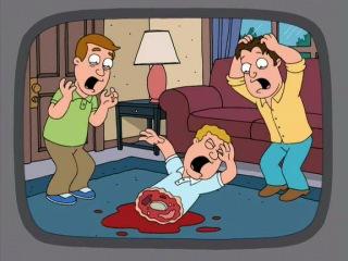 Гриффины - Два с половиной человека / Family Guy - Two and a Half Men