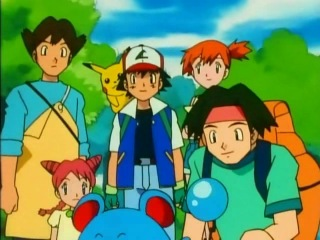 Покемон: Приключения на Оранжевых островах / Pokemon: Adventures on the Orange Islands - 2 сезон 7 серия [89] (Озвучка)