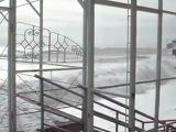 Снова Шторм в Гурзуфе. 07 февраля 2012