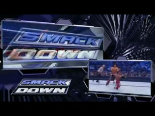 (WWEWM) WWE Smackdown 04.09.2009 - Rey Mysterio (c) vs. John Morrison (Intercontinental Championship)