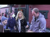 Jennifer Coolidge takes pictures with fans on Hebe on January 20, 2013 in Park City, Utah