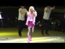 Taemin dance wave popin wearing girls clothes