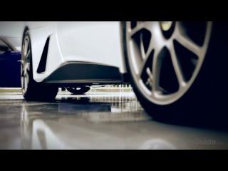 Lotus Evora GTE Road Car Concept - Concours d_Elegance @ Peb