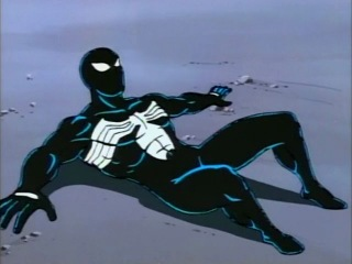 Spider-Man: The Animated Series (1994) - 9. The Alien Costume (Part II)