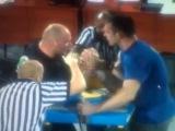 WAF World Championships 2011 - Finale finale 110kg TOKAREV - NORMUNDS TOMSONS