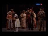 Шедевры мирового музыкального театра. Алина Кожокару и Йохан Кобборг в балете Адольфа Адана Жизель
