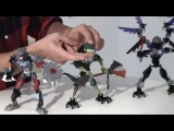 Презентация новинок августа 2013 в серии LEGO Chima на русском языке