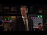Страшный смех Барни из сериала