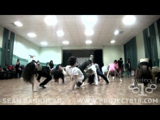 Project818 Sean Bankhead — Day 1, Class 2 | St Petersburg, Family Dance Studio — 02