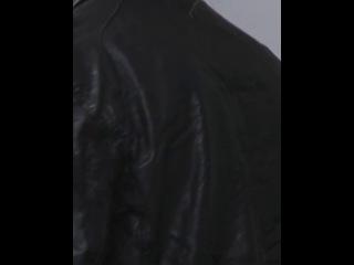 All Saints Coerce Leather Jacket