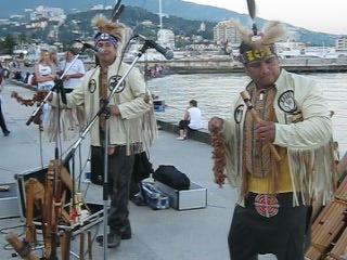 Alborada del Inka 2012