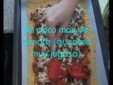 MALPICANO-Empanada de Bacalao con Pisto