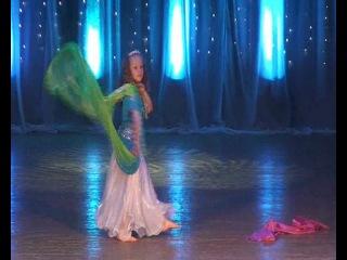 танец «Маленькая принцесса»_ Дарья Кузякова , гр.