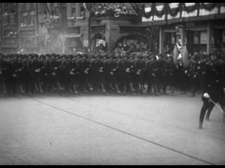 Парад СС. Прусский Шаг