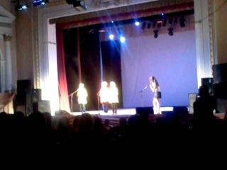 Наше выступление ДЮП 2012
