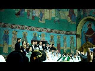 Хор Храма Св Ап Петра и Павла, г Бельцы - тропарь Рождества Христова