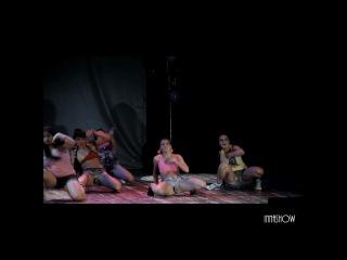 Inna Show! E-dance! Отчетный концерт 2012 ! sexy rnb