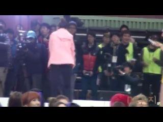 [FANCAM] Bo Mi - Gorilla Dance (120108 Idol Star Championship)