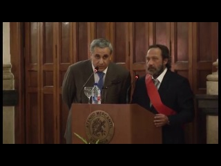 Глава Грузинского Царского Дома Князь Давид Багратион награждает Орденом Орла Грузии. Ч. 4