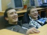 Рафа и Олег вызвали проституток на пару=))