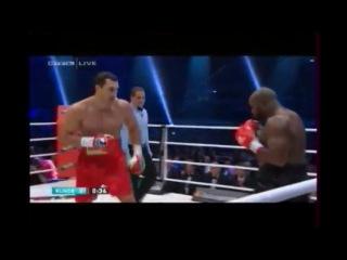 Кращі моменти бою: Кличко - Мормек (ВІДЕО)