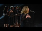 Adele - Rolling In The Deep (Live 54th Annual Grammy Awards 2012)