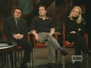 Inside The Actors Studio - The Stars and Director of the Producers