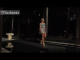 Xela by Nora Sahraoui at Funkshion Fashion Week Miami Beach  FashionTV - FTV