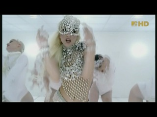 Lady Gaga — Bad Romance - 2009 (720р)