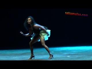 Magna Gopal (USA) Showdance @ Istanbul International Dance Festival 2011