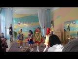 8 марта старшая группа танец девочек