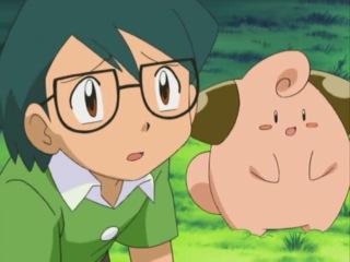 Покемон: Новое сражение / Pokemon: Advanced Battle - 8 сезон 43 серия [411] (Озвучка)