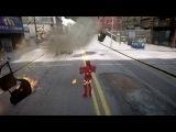 Тест мода Iron Man для GTA IV . ver2.0