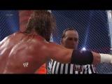 Triple H vs Underteker (Hell in a Cell) WrestleMania 28