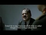 Юмор: Hitler Hears of the New Star Wars Blu Ray Release Changes