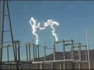 Разошлись расцепители 219 тыс. вольт, ток 115 Ампер