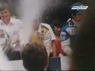 Didier Pironi Tribute