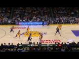 NBA 2013-2014 / Preseason / 22.10.2013 / Utah Jazz @ Los Angeles Lakers
