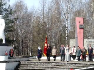 9 мая 2012 г День Победы в Шенкурске