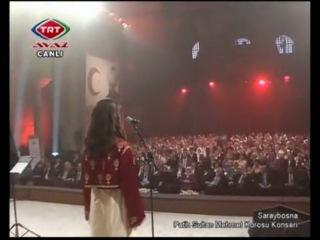 Salla Aleyke--Lamija Kadic Ansambl Sultan Mehmed Fatih (Saraybosna Fatih Sultan Mehmet Korosu)