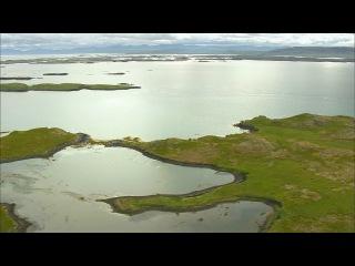 (Часть 4) Дикая природа Скандинавии. Исландия | Wildes Skandinavien. Iceland (Германия, 2011)