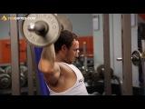 Упражнения на ПЛЕЧИ - Жим штанги сидя (жим штанги из-за головы) Фитоняшки*бикини, бикинистки, бикини, фитнес, fitnes, бодифитнес, фитнесс, silatela, Do4a, и, бодибилдинг, пауэрлифтинг, качалка, тренировки, трени, тренинг, упражнения, по, фитнесу, бодибилдингу, накачать, качать, прокачать, сушка, массу, набрать, на, скинуть, как, подсушить, тело, сила, тела, силатела, sila, tela, упражнение, для, ягодиц, рук, ног, пресса, трицепса, бицепса, крыльев, трапеций, предплечий,ЗОЖ СПОРТ МОТИВАЦИЯ http://vk.com/zoj.