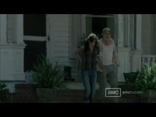 За кадром 8-й серии Ходячих мертвецов / Inside The Walking Dead: Episode 208, Nebraska