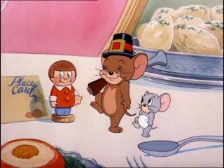 Том и Джерри. Эпизод 40. The Little Orphan / Маленький сирота. 1949.