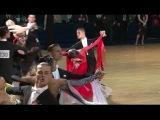 Глухов Алексей - Глазунова Анастасия, 12 Tango.flv