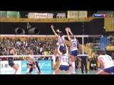 Волейбол. Женщины. Чемпионат мира 2010. Финал. Россия - Бразилия (4 Сет)