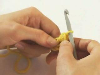 Видеоурок вязание крючком полустолбики с накидом.