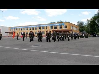 20-ти летие ВАВ ПВО ВС РФ. Смоленск, 26 мая 2012 г. (Выступление РПК)