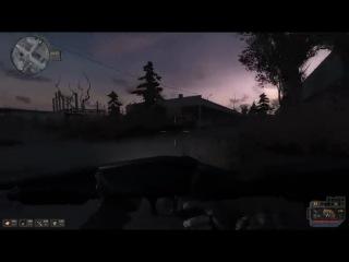 сталкер зов припяти с модом атмосфер 3 (часть 5)